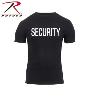 Rothco Athletic Fit Security T-shirt