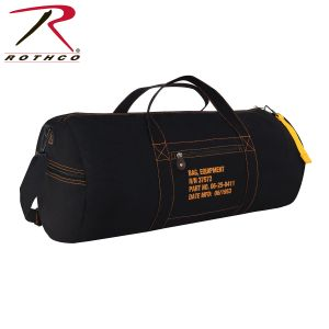 Rothco Canvas Equipment Bag - 24 Inches