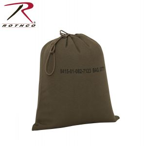 Rothco Military Ditty Bag - 16 Inches X 19 Inches