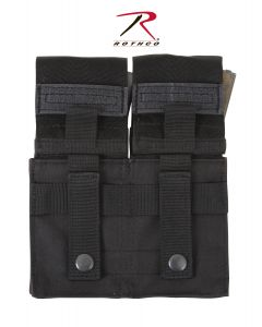 Rothco Molle Double M16 Pouch W/ Inserts
