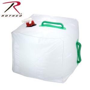Rothco Five Gallon Collapsible Water Carrier