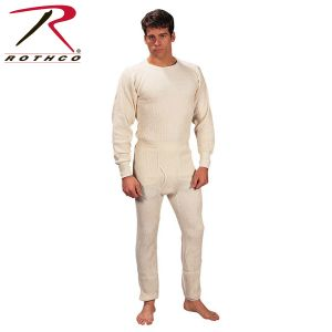 Rothco Heavyweight Thermal Knit Underwear Top
